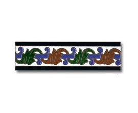 Azulejo cenefa C110