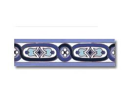 Azulejo cenefa C123