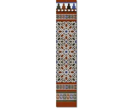 Arabian wall tiles ref. 530M Height 58.27 In.