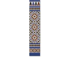 Zócalo Árabe mod.540A - Altura 148cm.
