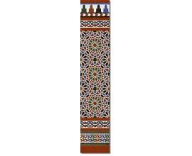 Zócalo Árabe mod.560M - Altura 148cm.