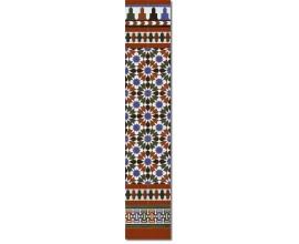 Zócalo Árabe mod.570M - Altura 148cm.