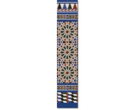 Arabian wall tiles ref. 550A Height 58.27 In.
