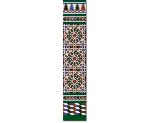 Zócalo Árabe mod.550V - Altura 148cm.
