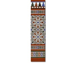 Arabian wall tiles ref. 510A