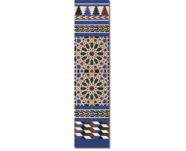 Arabian wall tiles ref. 550A Height 47.24 In.