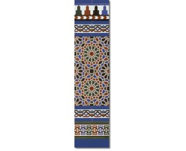 Arabian wall tiles ref. 560A Height 47.24 In.