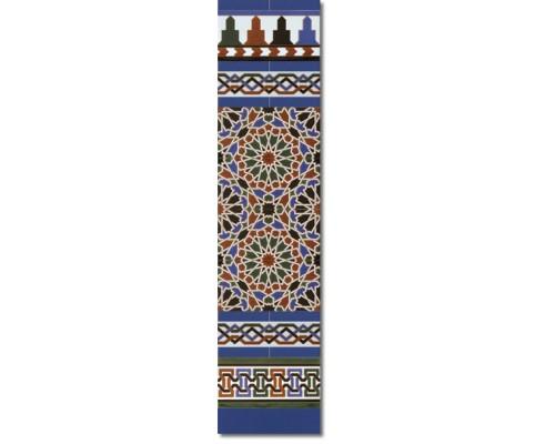 Zócalo Árabe mod.560A - Altura 120cm.