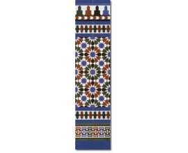 Arabian wall tiles ref. 570A Height 47.24 In.