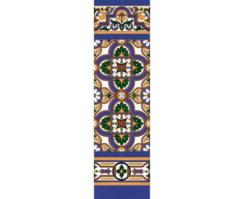 Zócalo Sevillano mod.106 - Altura 100cm.