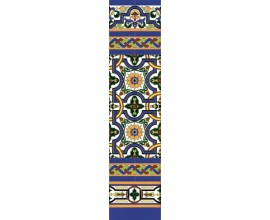Zócalo Sevillano mod.135 - Altura 120cm.