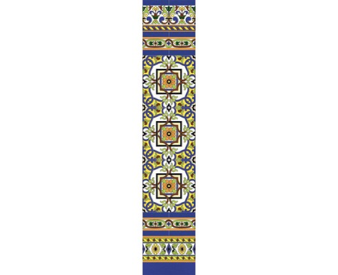 Zócalo Sevillano mod.144 - Altura 148cm.
