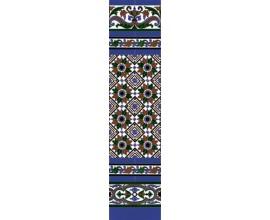 Zócalo Sevillano mod.160 - Altura 120cm.