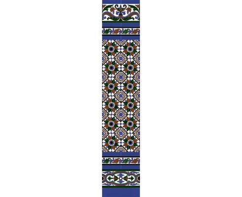 Zócalo Sevillano mod.160 - Altura 148cm.