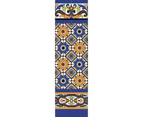 Zócalo Sevillano mod.161 - Altura 100cm.