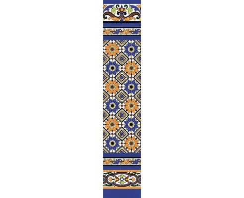 Zócalo Sevillano mod.161 - Altura 148cm.