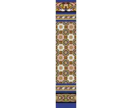 Zócalo Sevillano mod.162 - Altura 148cm.