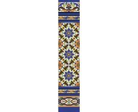 Zócalo Sevillano mod.171 - Altura 148cm.