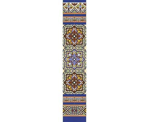 Zócalo Sevillano mod.182/7 - Altura 148cm.