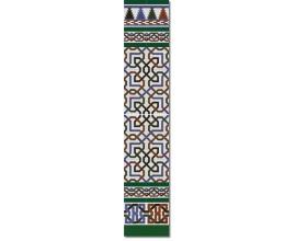 Zócalo Árabe mod.510V - Altura 148cm.