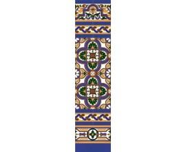 Zócalo Sevillano mod.106 - Altura 120cm.