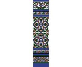 Zócalo Sevillano mod.110 - Altura 120cm.